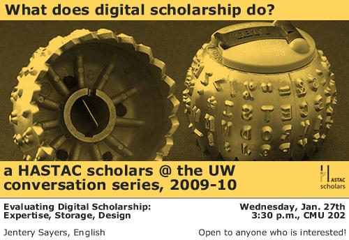 HASTAC Scholars @ the UW