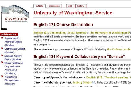 English 121: Sonic Culture & Media Activism