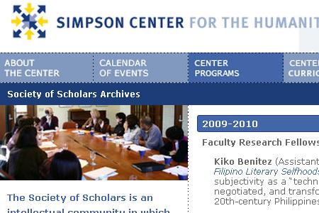 Society of Scholars