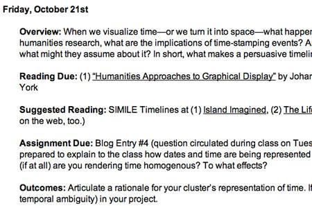Huma 150: Intro to Digital Humanities